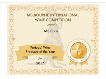 2017 Melbourne IWC Portugal Wine Producer of the Year