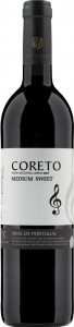 Coreto Medium Sweet Tinto 2009