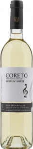 Coreto Medium Sweet Branco 2011