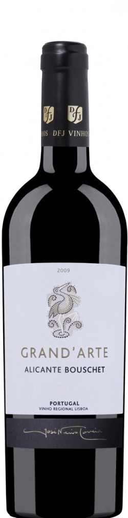 Grand'Arte Alicante Bouschet 2012