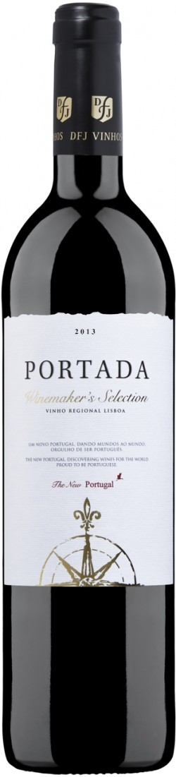 PORTADA Winemakers Selection red 2013