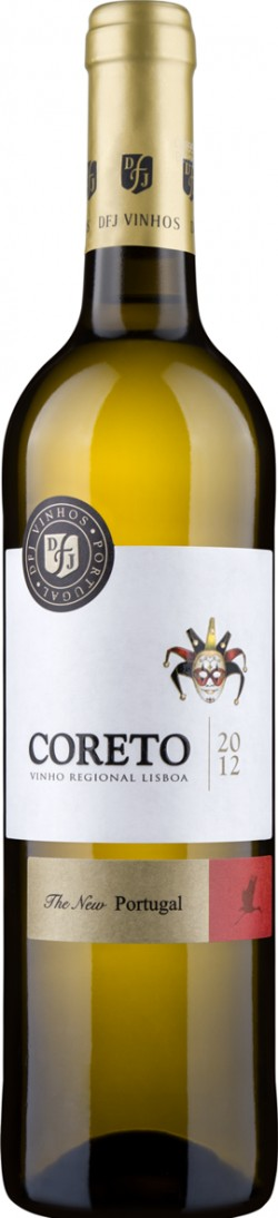 CORETO Joker white 2012