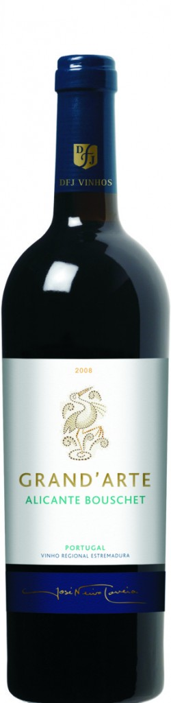Grand'Arte Alicante Bouschet 2008