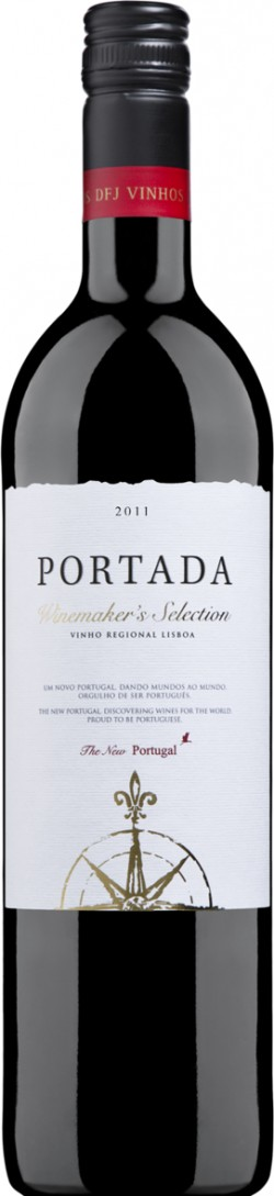 PORTADA Winemakers Selection red 2011