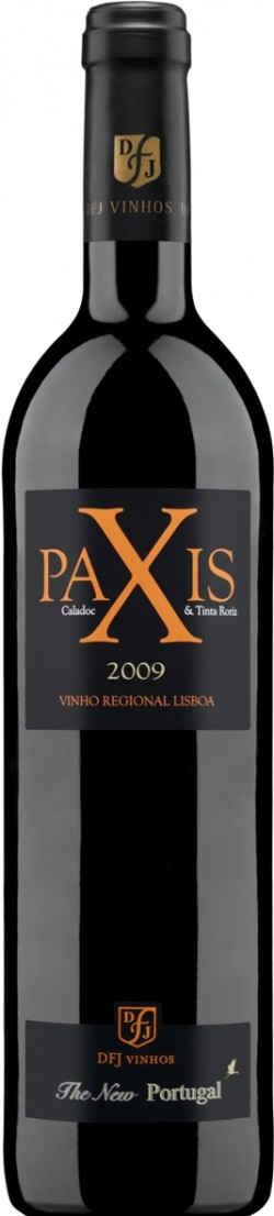 Paxis Lisboa Red 2009