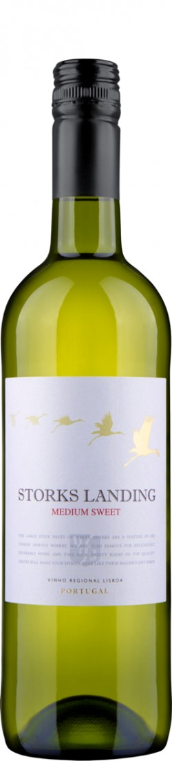 Storks Landing medium sweet white 2013