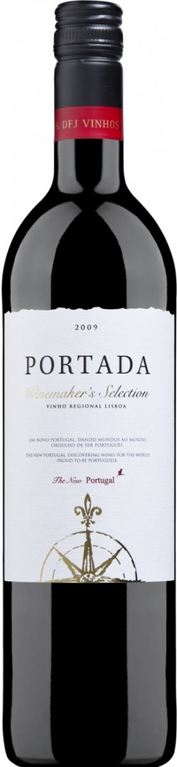 PORTADA Winemakers Selection red 2009