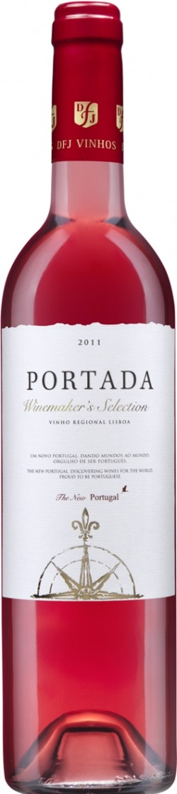 Portada Winemakers Selection Rose 2011