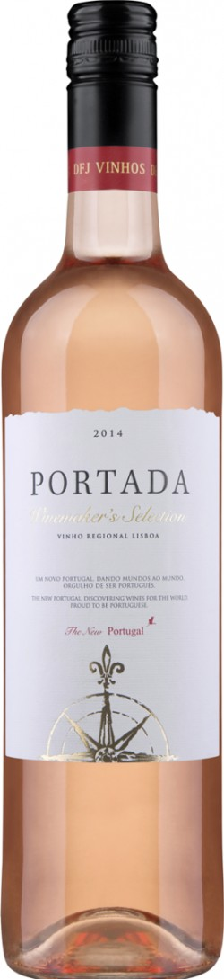 Portada Winemakers Selection Rose 2016