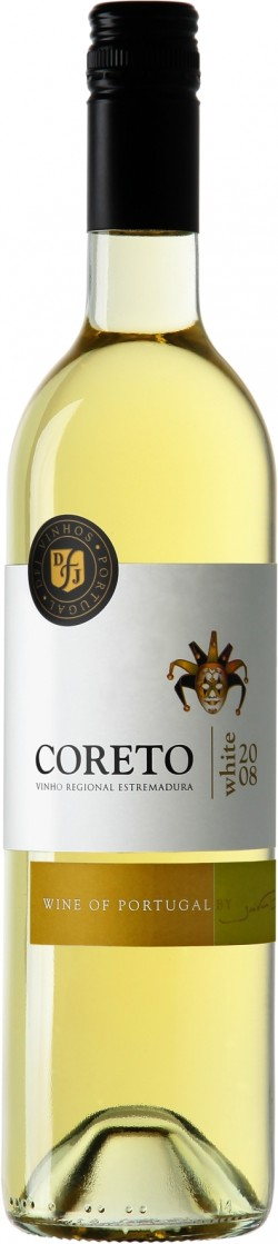 Coreto Joker white 2008