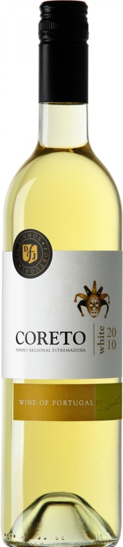 CORETO Joker white 2010