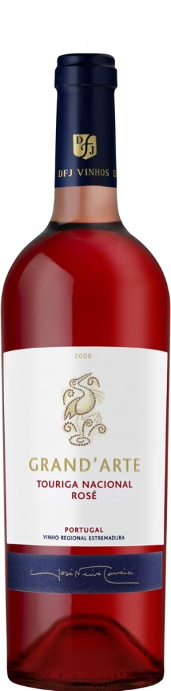 Grand'Arte Touriga Nacional Rose 2008