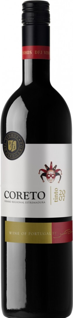 Coreto Joker red 2007