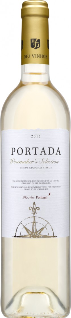 Portada Winemakers Selection white 2013